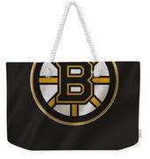 Boston Bruins Uniform Weekender Tote Bag