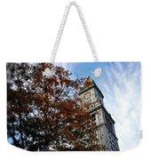 Boston Custom Autumn Weekender Tote Bag