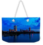 Boston Evening Weekender Tote Bag
