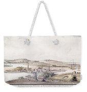Boston Harbor, 1775 Weekender Tote Bag