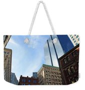 Boston Ma Architecture 2 Weekender Tote Bag