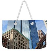 Boston Ma Architecture Weekender Tote Bag