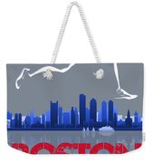 Boston Marathon3 Weekender Tote Bag