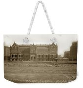 Boston Museum Of Fine Art On Copley Square Massachusetts Circa 1900 Weekender Tote Bag