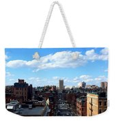 Boston Weekender Tote Bag