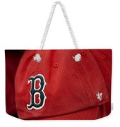 Boston Red Sox Baseball Cap Weekender Tote Bag