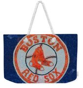 Boston Red Sox Weekender Tote Bag by Dan Sproul