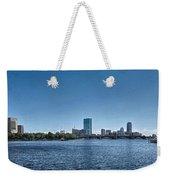 Boston Skyline II Weekender Tote Bag