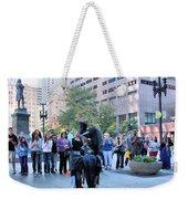 Bostonian Antics Weekender Tote Bag