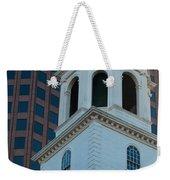 Boston's North Meeting House Weekender Tote Bag