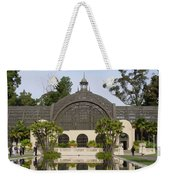 Botanical Building Weekender Tote Bag