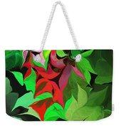 Botanical Fantasy 071613 Weekender Tote Bag