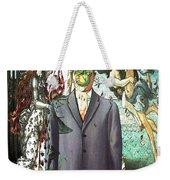 Botticelli Son-of-man 1  Weekender Tote Bag