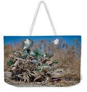 Bottle Bush Weekender Tote Bag