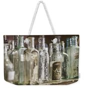 Bottle Collection Weekender Tote Bag