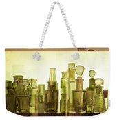 Bottled Light Weekender Tote Bag