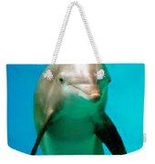 Bottlenose Dolphin Portrait Weekender Tote Bag