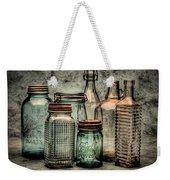 Bottles II Weekender Tote Bag