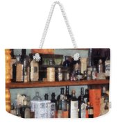 Bottles In General Store Weekender Tote Bag
