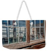 Bottles In The Window Weekender Tote Bag