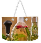 Bottles Of Olive Oil Weekender Tote Bag