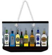 Bottles... Weekender Tote Bag