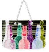 Bottles Up - Photopower 295 Weekender Tote Bag