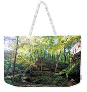 Bottom Of Devil's Punchbowl Wildcat Den Weekender Tote Bag