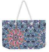 Bottom Of The Glass Weekender Tote Bag by Jean Noren
