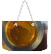 Bottom's Up Weekender Tote Bag by Paulette B Wright
