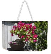 Bougainvillea Bonsai Tree Weekender Tote Bag