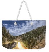 Boulder Canyon Dream Weekender Tote Bag
