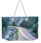 Boulder Canyon Drive And Commute Weekender Tote Bag