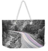 Boulder Canyon Drive And Selective Commute  Weekender Tote Bag
