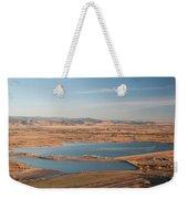 Boulder, Co, Boulder Reservoir Weekender Tote Bag