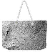 Boulder Detail Weekender Tote Bag