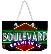 Boulevard Brewing Weekender Tote Bag