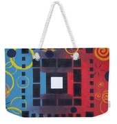 Boundaries Weekender Tote Bag