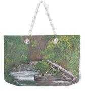 Boundary Creek  Bc Weekender Tote Bag