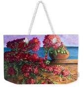 Bountiful Bougainvillea Weekender Tote Bag