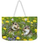 Bountiful Generosity Weekender Tote Bag