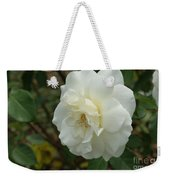 Bountiful White Rose... Weekender Tote Bag