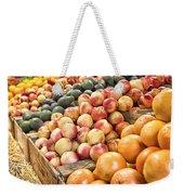 Bounty Weekender Tote Bag by Caitlyn  Grasso