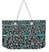Bounty Of Blueberries Weekender Tote Bag