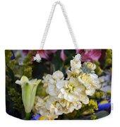 Bouquet Flower Weekender Tote Bag