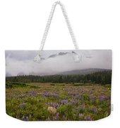 Bouquet Of Glacier Weekender Tote Bag