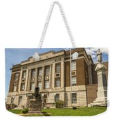 Bourbon County Courthouse 4 Weekender Tote Bag