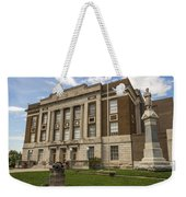Bourbon County Courthouse 5 Weekender Tote Bag