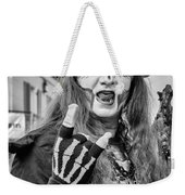 Bourbon Street Denizon Bw Weekender Tote Bag