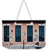 Bourbon Street Doors Weekender Tote Bag